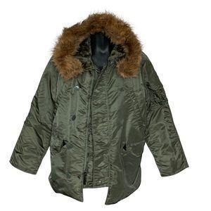 ALPHA INDUSTRIES Type N-3B(N) Winter Parka Jacket